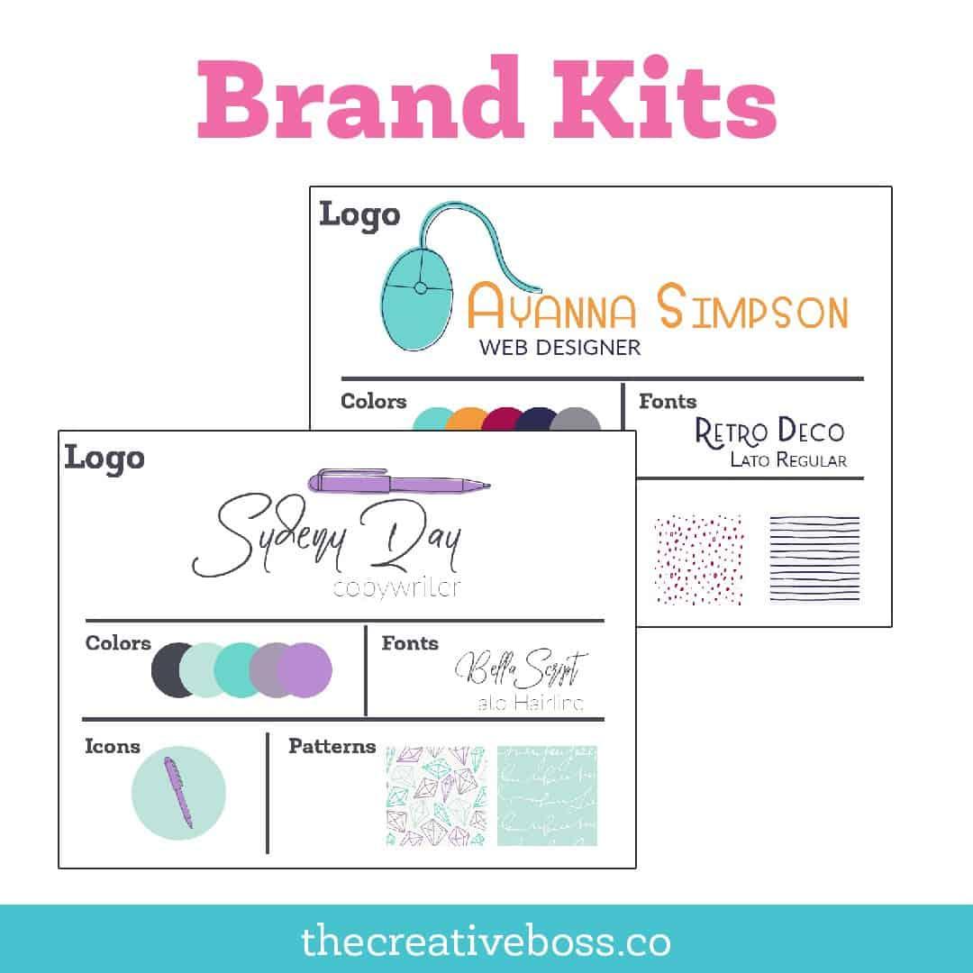 Shop Ready to Use Brand Kits